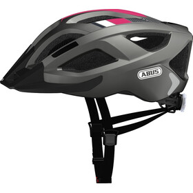 ABUS Aduro 2.0 casco per bici grigio